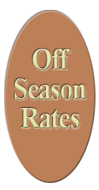 Off Season Rates