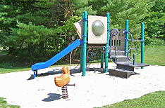 Playground at Four Seasons Camping Area.